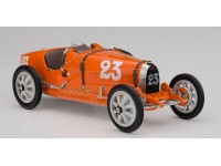 CMC 1/18 Bugatti T35 Nation Color Project Netherlands 1924 modellino
