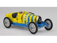 CMC 1/18 Bugatti T35 Nation Color Project Sweden 1924 modellino