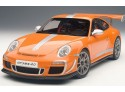 AUTOART 1/18 PORSCHE 911(997) GT3 RS 4.0 ORANGE MODELLINO APRIBILE