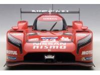 AUTOART 1/18 NISSAN GT-R LM NISMO N.23 24 ORE LE MANS 2015 MODELLINO APRIBILE