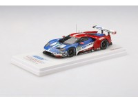 TSM MODEL 1/43 FORD GT LM GTE PRO n.68 24 ORE LE MANS 2017 MODELLINO
