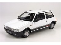 TOPMARQUES COLLECTIBLES 1/18 Fiat Uno Turbo 1987 bianca