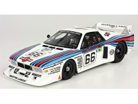 TOPMARQUES COLLECTIBLES 1/18 Lancia Beta Montecarlo Turbo N.66 24 ore Le Mans 1981