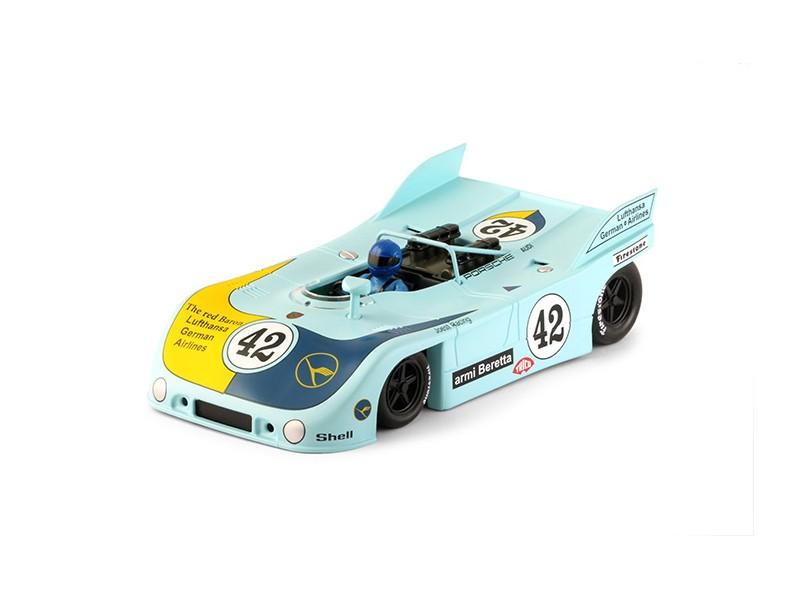 NSR 1/32 Porsche 908/3 n.42 6 ore Watkins Glen 1972 Modellino Slot Car
