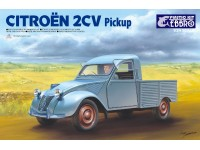 Ebbro 1/24 Citroen 2CV Pick Up scatola di montaggio