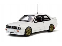 Ottomobile 1/18 BMW M3 E30 rally version bianca modellino