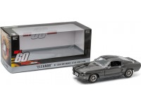 "Greenlight 1/24 Ford Mustang ""Eleanor"" da film Fuori in 60 secondi modellino"
