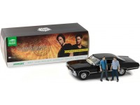 Greenlight Artisan collection 1/18 Chevrolet Impala Sport Sedan da serie TV Supernatural modellino