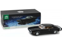 Greenlight Artisan collection 1/18 Dodge Charger 1970 da serie TV Supernatural modellino