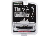 Greenlight Hollywood 1/64 Cadillac Fleetwood Series 60 The Godfather 1972 modellino