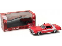 Greenlight 1/24 Ford Gran Torino 1976 da serie TV Starsky and Hutch modellino
