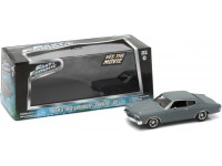 Greenlight 1/43 Chevrolet Chevelle SS Fast & Furious 2009 modellino