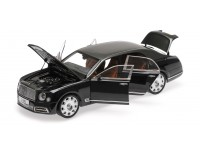 ALMOST REAL 1/18 BENTLEY MULSANNE SPEED 2017 EMERALD MODELLINO