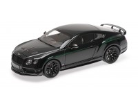 ALMOST REAL 1/18 BENTLEY GT3-R 2015 CUMBRIAN GREEN MODELLINO