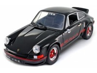 Welly 1/18 Porsche 911 Carrera RS Nera modellino