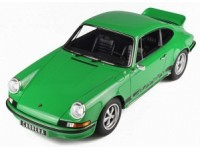Welly 1/18 Porsche 911 Carrera RS Verde modellino