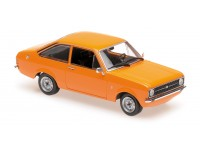 MAXICHAMPS 1/43 FORD ESCORT ORANGE 1975 MODELLINO
