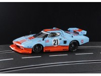 Lancia Stratos Turbo Gr.5 Gulf Historical Color Sideways SlotCars