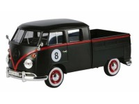 MOTORMAX 1/24 VOLKSWAGEN TYPE 2 T1 PICKUP HOT ROD MODELLINO