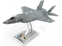 Italeri 1/100 F-35A LIGHTNING II 32° Stormo 16° gruppo Amendola modello montato