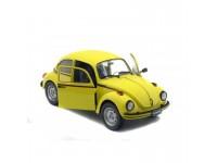 Solido 1/18 Volkswagen Beetle 1303 Sport giallo brillante modellino
