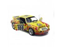 Solido 1/18 Porsche 911 RSR n.108 Tour Auto 1973 modellino