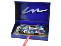 Le Mans Miniatures 1/32 Porsche 917LH n.21 24 ore Le Mans 1971 modellino slot car