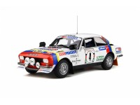 Ottomobile 1/18 Peugeot 504 Gr4 Coupe V6 Safari Rally 1984 modellino
