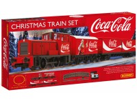 Hornby The coca cola christmas train set pista trenino