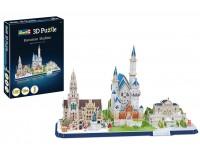 Revell 3D Puzzle modellino Bavarian Skyline