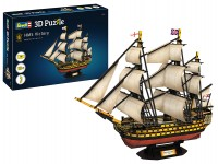 Revell 3D Puzzle modellino HMS Victory
