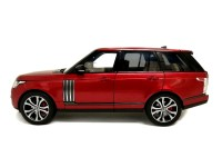 LCD Models 1/18 RANGE ROVER SV AUTOBIOGRAPHY DYNAMIC ROSSO 2017 MODELLINO
