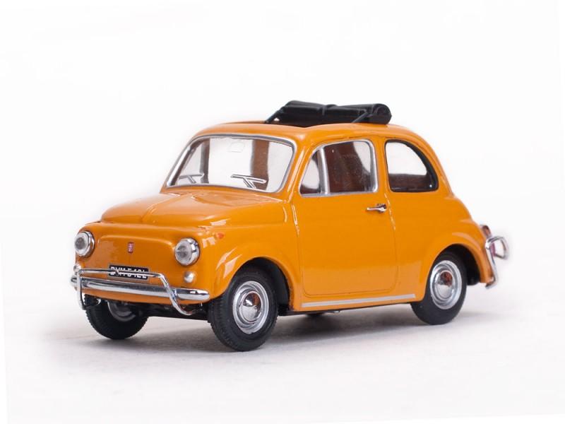 Vitesse 1/43 Fiat 500L 1968 Giallo Positano modellino