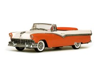 Vitesse 1/43 Ford Fairlane Open Convertible Mandarin Orange modellino