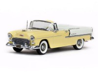 Vitesse 1/43 Chevrolet Bel Air Open Convertible Harvest Gold modellino