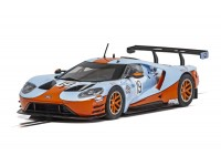 Scalextric 1/32 Ford GT GTE n.19 Gulf Edition Modellino Slot Car