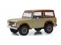 Greenlight 1/18 Ford Bronco 1970 da Serie TV Lost modellino