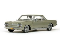Sun Star 1/18 Chevrolet Corvair Coupe 63 Autumn Gold modellino
