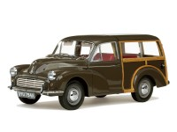 Sun Star 1/12 morris minor 1000 traveller peat brown modellino