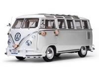 Sun Star 1/12 Volkswagen Samba wedding version modellino