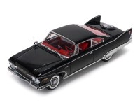 Sun Star 1/18 Plymouth Fury Hard Top Jet Black modellino con aperture