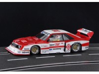 Ford Mustang Turbo N.63 Bill Scott Racing Norisring 1981 Sideways SlotCars