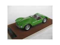 Tecnomodel 1/18 Maserati Barchetta A6 GCS green 1954 model