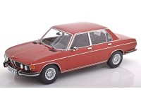KK-SCALE 1/18 BMW 3.0S E3 2.SERIES RED-BROWN METALLIC 1971 MODELLINO