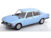 KK-SCALE 1/18 BMW 3.0S E3 2.SERIES LIGHT BLUE METALLIC 1971 MODELLINO
