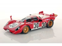 Looksmart 1/18 Ferrari 512 S N.30 24H Daytona 1970 modellino