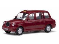 Vitesse 1/43 TX1 LONDON TAXI CAB 1998 TARGA RED modellino