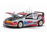 Sun Star 1/18 Citroen xsara WRC n.8 Bettega Memorial Rallysprint 2006 modellino