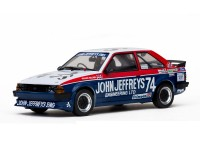 Sun Star 1/18 Ford Escort MkIII RS1600i n.74 British Saloon Car Championship 85 modellino