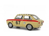 Laudoracing 1/18 Fiat Abarth 1600 OT 1964 Historic Races modellino